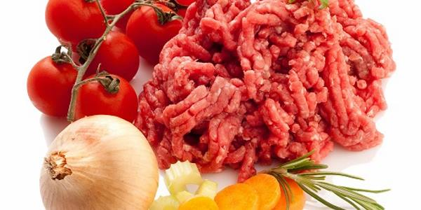 фарш помидоры лук